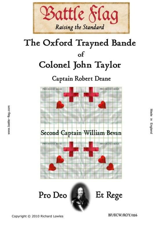ECWROY025 The Oxford Trayned Bande