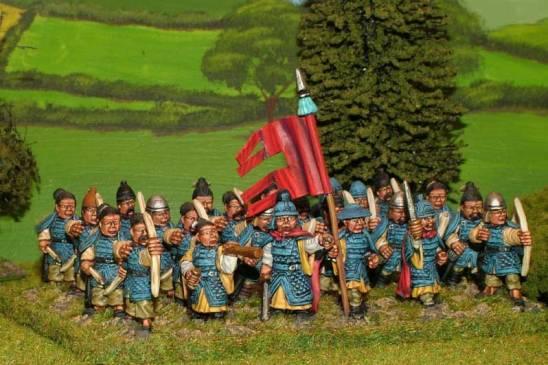 SUP08 Archers.