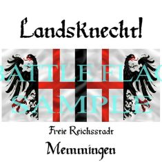 Landsknecht Flags