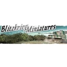 Blitzkrieg Miniatures 1/48 vehicles