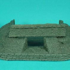 Field Fortifications rubble etc