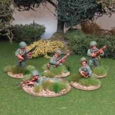 US Marine Squad Packs