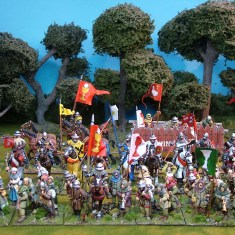 Late Medieval Army Packs