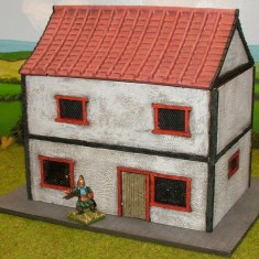 Chinese Building Village Packs
