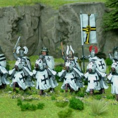 Teutonic Knight Unit Packs