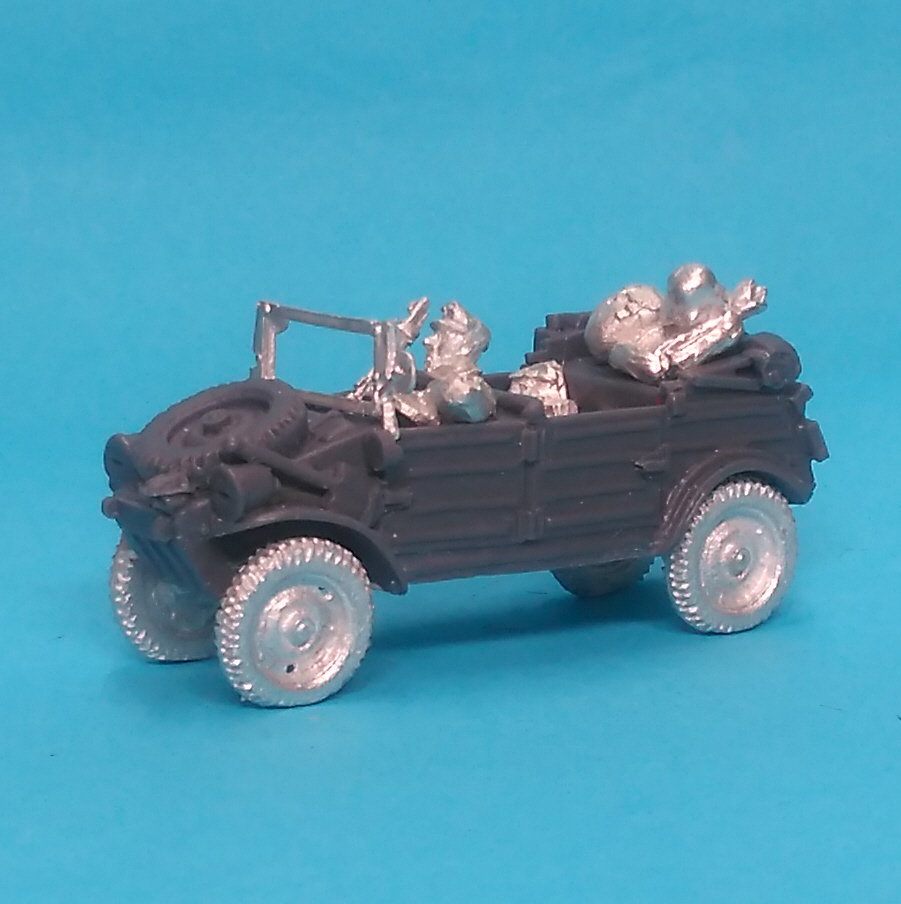 WW2GV03a Kubel wagen front 1