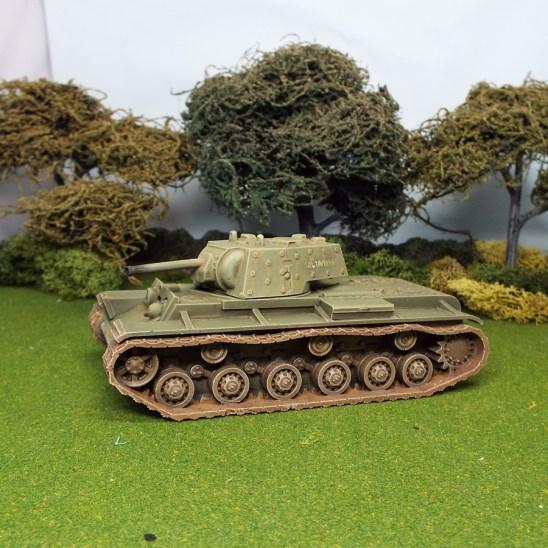 28mm ww2 soviet kv1 tank