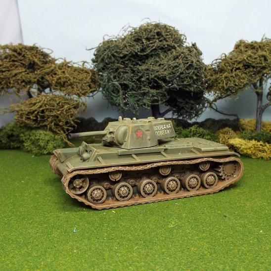 28mm ww2 kv2 soviet tank