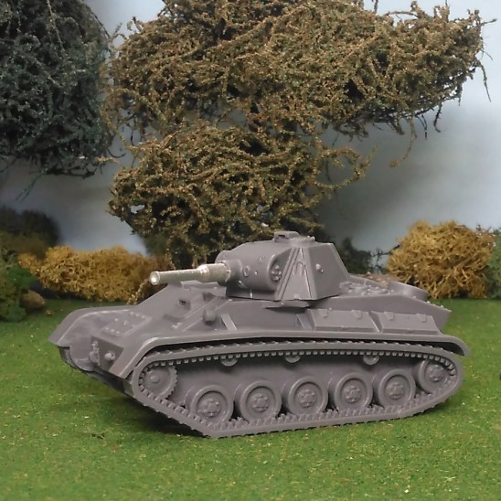 28mm Russian t70 light tank