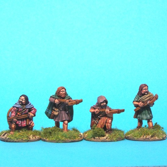 28mm pict crossbow men