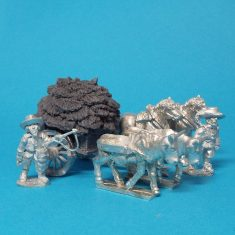 28mm thirty years war haycart