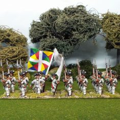 Seven Years War French Unit Packs