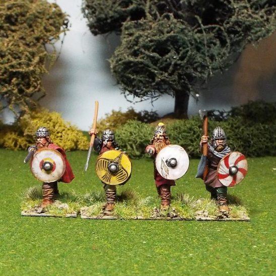 28mm Early Saxon Duguth