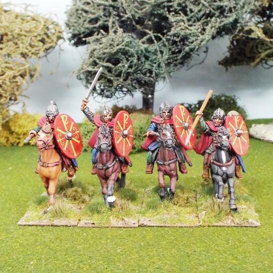 Roman British Commanipulares