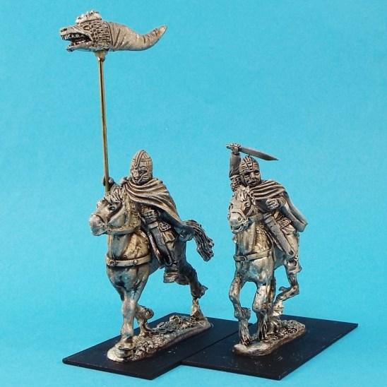 Early Saxon chieftan