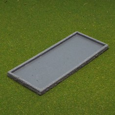resin movement tray