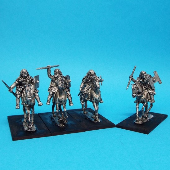 28mm pict light cavalry with javelins