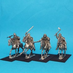 28mm pictish hearthguard cavalry