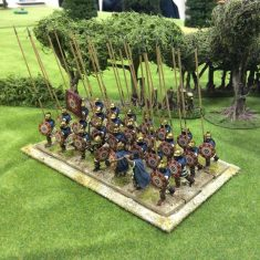 28mm bactrian phalanx