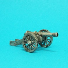 28mm english civil Demi Culverin Heavy Artillery Piece