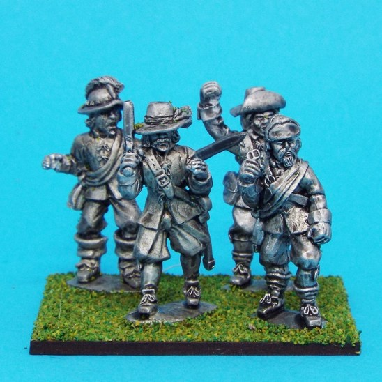 28mm ensigns english civil war miniatures