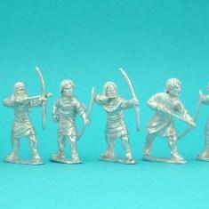 28mm medieval bidower archers