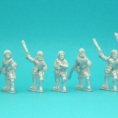 28mm medieval lion rampant bidowers with slings