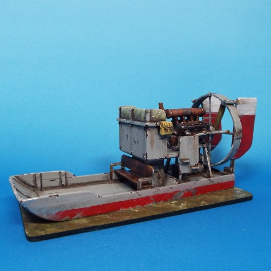 28mm swamp boat