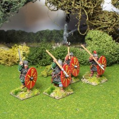 28mm romano british commanipulares