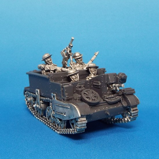 28mm 1/48 Universal carrier Bren Gun