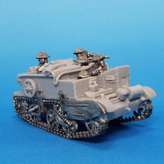 28mm 1/48 Universal carrier command/radio