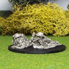 "28mm ww2 british 2"" mortar team"