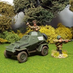 BA64 1/48 Soviet Armoured Car