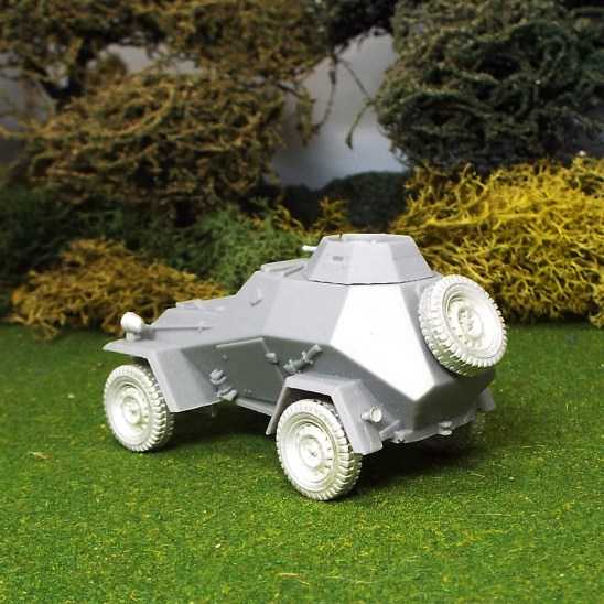 1/48 scale soviet BA64 armoured car.
