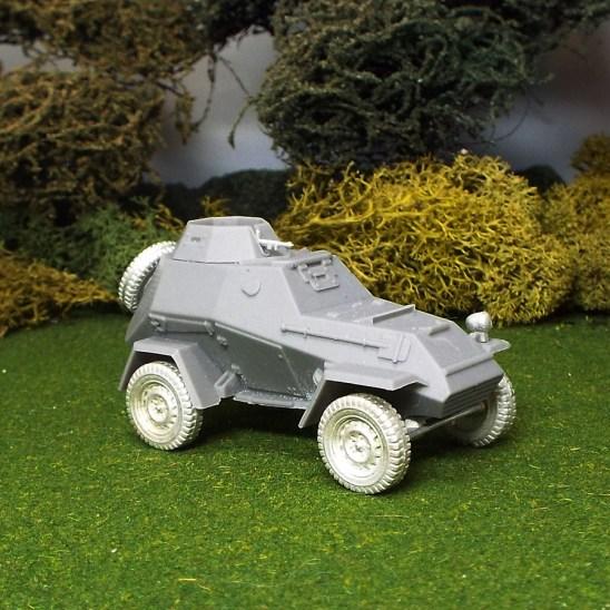 1/48 scale soviet BA64 armoured car.