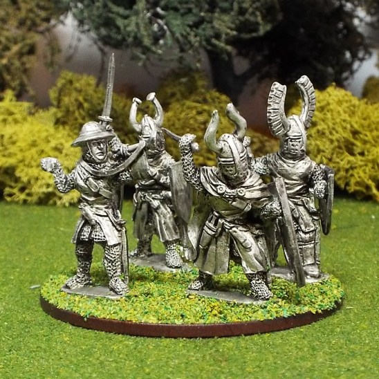 28mm teutonic Knights foot command