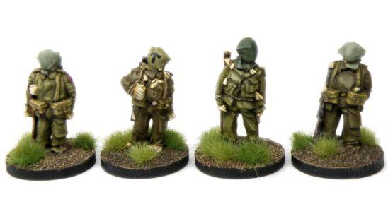 28mm Dummy Sentries