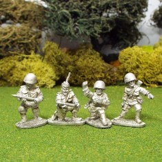 28mm Russian Gun Crew 1