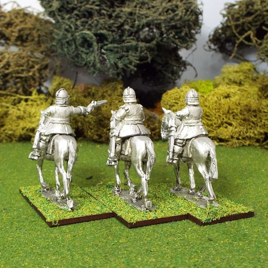 28mm English Civil War Cavalry ECw with Pistols