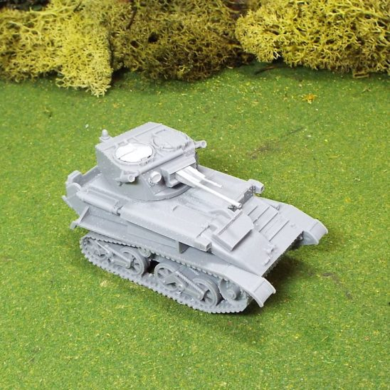 1/48 British Vickers Light Tank MKVIC