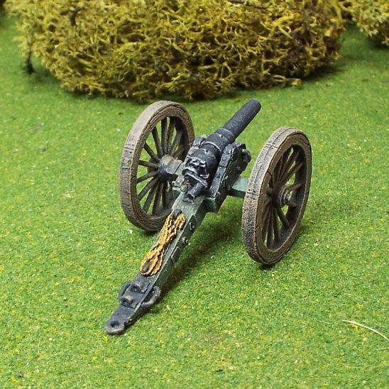 Armstrong gunRear