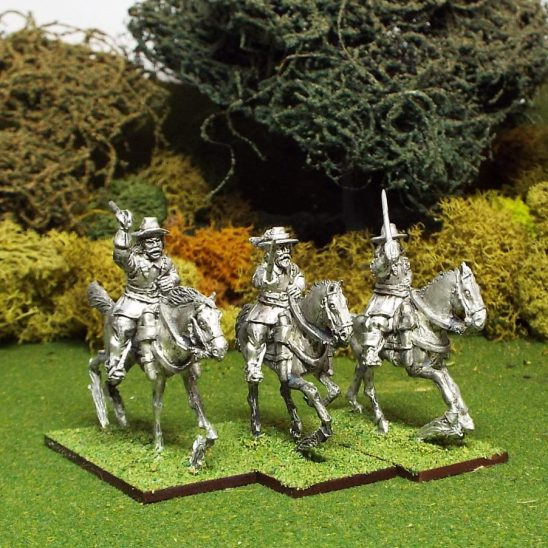 28mm English Civil War Cavalry