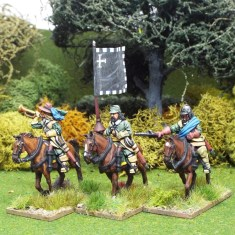 28mm Ecw cavalry commands