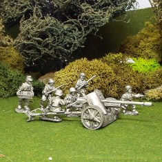 German 1/48 scale Pak97/38 75mm Anti Tank Gun.
