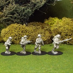 28mm BEF Platoon or Company Command.