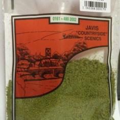 Javis Light Green Coarse Grass Scatter