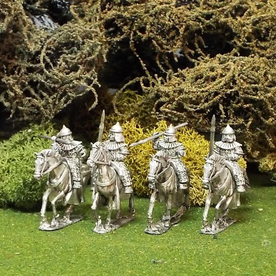 Guard Cavalry with Spears