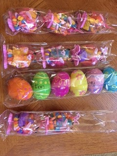 Easter eggs for BOTH learning and play!