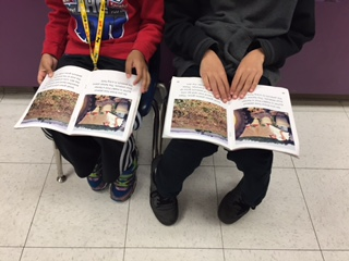 Partner Reading. A HUGE component of Balanced Literacy.
