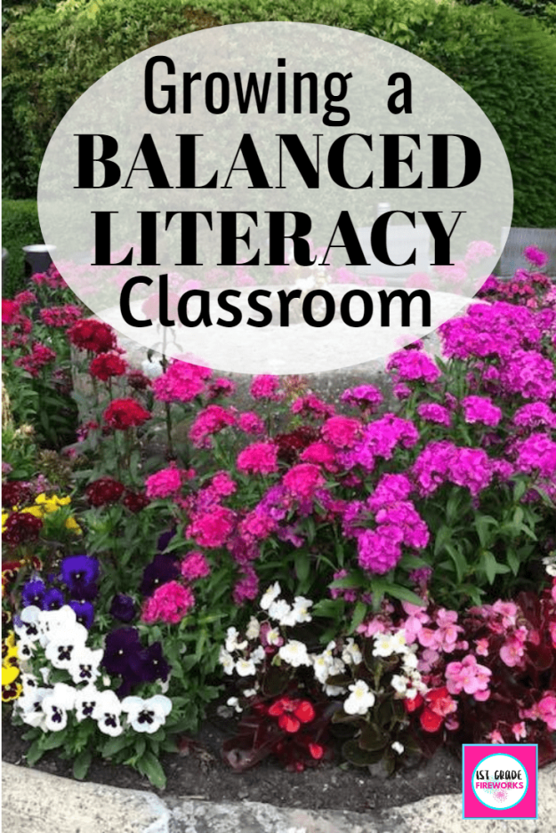 Growing a Balanced Literacy classroom community. How to use guided reading, assessments, and skill/ strategy lessons in YOUR Balanced Literacy classroom. Huge resource binder to support the primary classroom teacher. #tpt #classroom #literacy #reading #balancedliteracy